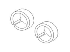 Acme Racing Наполнитель задних колес 2шт Bullet