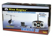 Вертолет Nine Eagle Bravo III 2.4 GHz (Сamouflage RTF Version)-фото 4