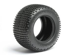 "HPI Racing Комплект шин 1:10, 2.2"", 102x53мм, резина S-Compound, 2 шт"
