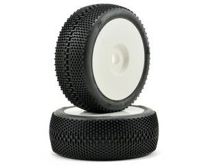 HPI Racing Комплект колёс в сборе 1:8 HB Megabite, 2 шт