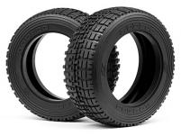 HPI Racing Комплект шин 1:5, 185x60мм, резина - XS Compound, ралли, 2шт