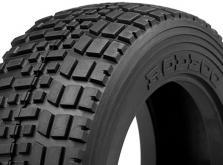 HPI Racing Комплект шин 1:5, 185x60мм, резина - XS Compound, ралли, 2шт-фото 1