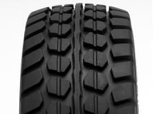 HPI Racing Комплект передних шин 1:5, 190x60мм, резина - HD Compound, 2шт.-фото 1