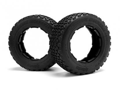 HPI Racing Комплект задних шин 1:5, 190x70мм, резина - HD Compound, 2шт.