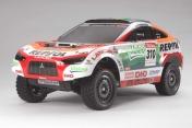Радиоуправляемая модель Repsol Mitsubishi - DF01 Ralliart Racing Lancer-фото 1