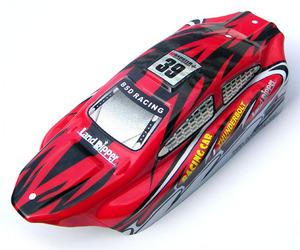 BSD Racing Корпус BS803T (красный)