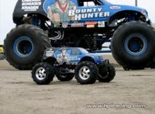 HPI Racing Корпус Bounty Hunter 4x4-фото 1
