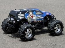 HPI Racing Корпус Bounty Hunter 4x4-фото 2