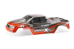 HPI Racing Корпус Nitro GT-2