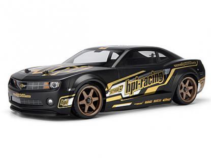 HPI Racing Корпус 2010 CHEVROLET CAMARO 200мм (матовый черный) окрашен