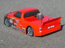 HPI Racing Корпус 1/10 200мм Venom T-10, неокрашенный. Колёсная база 255 мм. Ширина шасси-фото 1