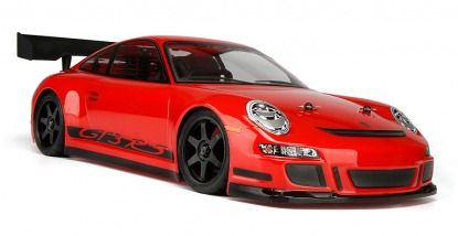 HPI Nitro RS4 Evo+ Red Porshe 911 GT3 2,4 GHz