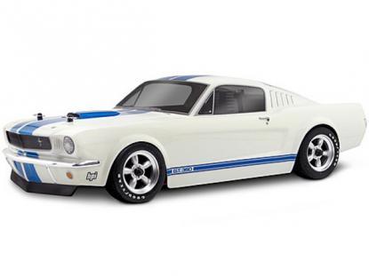 HPI Racing Корпус 1/10 1965 SHELBY GT-350 некрашеный.Колёсн. база 255мм. Шир.шасси 200мм,