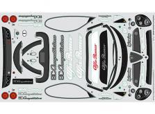 HPI Racing Корпус 1/10 ALFA ROMEO 8C COMPETIZIONE (200мм) некрашеный-фото 5