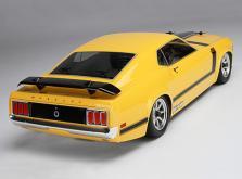 HPI Racing Корпус 1/10 1970 FORD MUSTANG BOSS 302 (200мм) некрашеный-фото 1