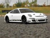 HPI Sprint 2 Flux White Porshe 911 GT3