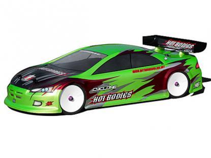 HPI Racing Корпус Moore-Speed Dodge Stratus (190мм), облегченный