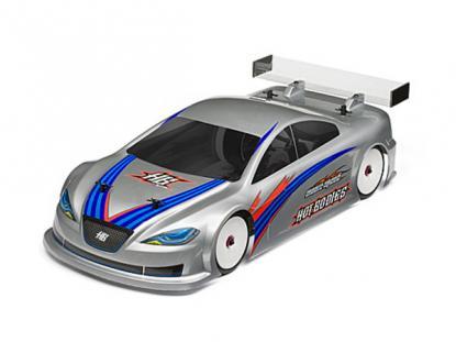 HPI Racing Корпус Moore-Speed 09x (190мм), облегченный