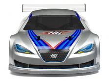 HPI Racing Корпус Moore-Speed 09x (190мм), облегченный-фото 3