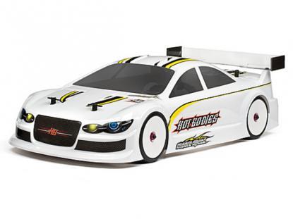 HPI Racing Корпус Moore-Speed Type B-C (190мм), облегченный
