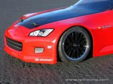 HPI Racing Корпус 1/10 SUBARU Impreza WRC 98 (190мм), некрашеный-фото 3