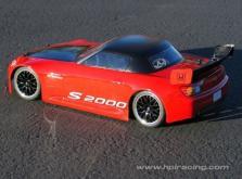 HPI Racing Корпус 1/10 SUBARU Impreza WRC 98 (190мм), некрашеный-фото 1