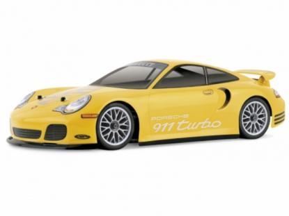 HPI Racing Корпус 1/10 PORSCHE 911 TURBO (190мм)