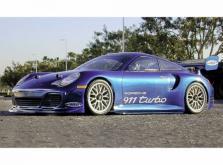 HPI Racing Корпус 1/10 PORSCHE 911 TURBO (190мм)-фото 2