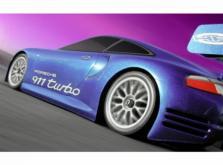 HPI Racing Корпус 1/10 PORSCHE 911 TURBO (190мм)-фото 1