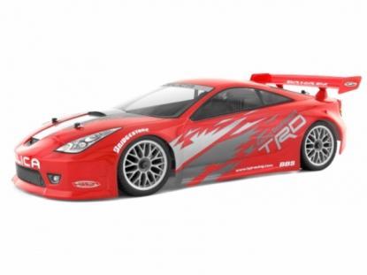 HPI Racing Корпус 1/10 Toyota CELICA (190мм), некрашеный