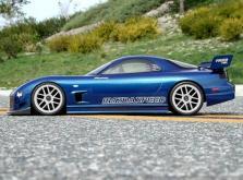 HPI Racing Корпус 1/10  MAZDA RX-7 FD3S (190мм/WB255мм), некрашеный-фото 2