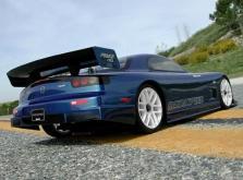 HPI Racing Корпус 1/10  MAZDA RX-7 FD3S (190мм/WB255мм), некрашеный-фото 1