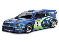 HPI Racing Корпус 1/10 SUBARU IMPREZA WRC 2001 (200мм), некрашеный