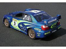 HPI Racing Корпус 1/10 SUBARU IMPREZA WRC 2001 (200мм), некрашеный-фото 1
