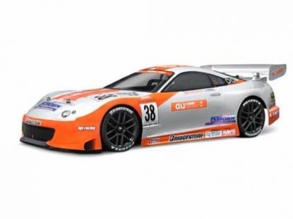 HPI Racing Корпус 1/10 Toyota SUPRA GT (200мм), некрашеный