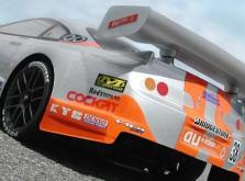HPI Racing Корпус 1/10 Toyota SUPRA GT (200мм), некрашеный-фото 3