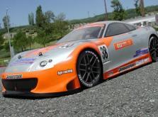HPI Racing Корпус 1/10 Toyota SUPRA GT (200мм), некрашеный-фото 6