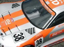 HPI Racing Корпус 1/10 Toyota SUPRA GT (200мм), некрашеный-фото 2