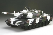 Радиоуправляемый танк  German Leopard 2 A6 Winter 1:24 Airsoft /JR