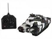 Радиоуправляемый танк  German Leopard 2 A6 Winter 1:24 Airsoft /JR-фото 7