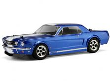 HPI Racing Корпус 1/10 FORD MUSTANG GT COUPE 1966 (неокрашен/200мм)-фото 2