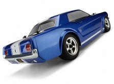 HPI Racing Корпус 1/10 FORD MUSTANG GT COUPE 1966 (неокрашен/200мм)-фото 1