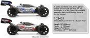 Buggi HPI Vorza Flux HP 4WD 1:8   2,4 GHz-фото 3