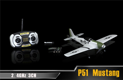 Nine Eagle  P-51 Mustang