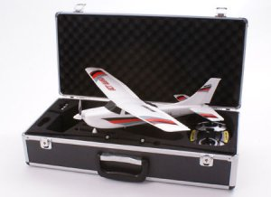 Самолет Nine Eagles Sky Eagle 770B 2.4GHz в кейсе