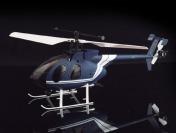 Вертолет Nine Eagle Bravo SX 2.4 GHz