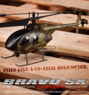 Вертолет Nine Eagle Bravo SX 2.4 GHz-фото 3