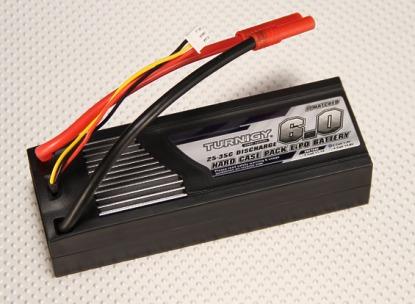 LiPo Аккумулятор Turnigy 6000 mAh 2s 2p