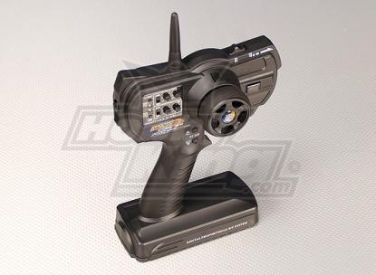 3-х канальный передатчик HK-300, 2.4 gHz