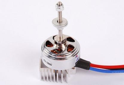 Бесколлекторный двигатель AX2308N 1100 kv Micro
